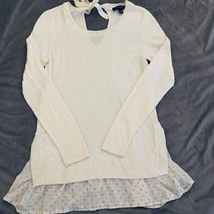 Ann Taylor White Top